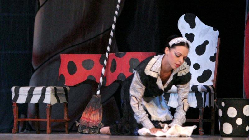 El Ballet Nacional de Cuba presenta La Cenicienta