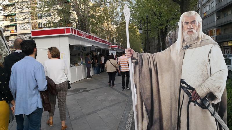 Con la primavera llega la 37 Feria del Libro de Granada