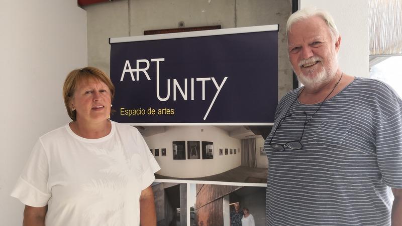 Con Art Unity, de camino a Marbella
