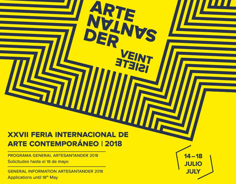 ARTESANTANDER´18, punto de encuentro para amantes del arte contemporáneo