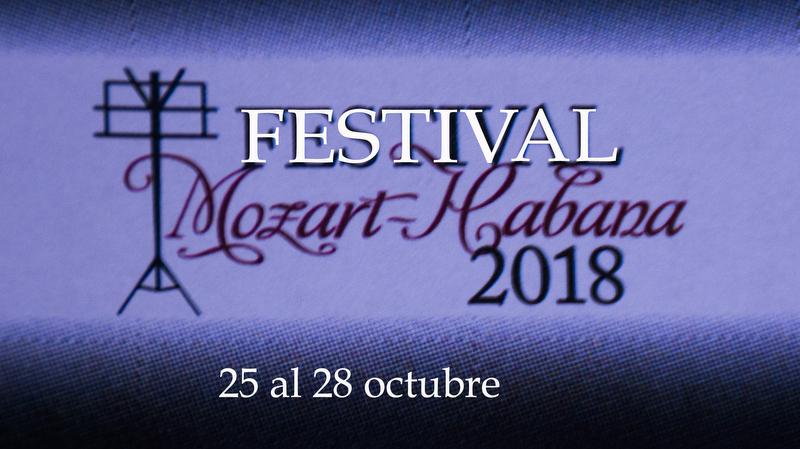Festival Mozart Habana: La deuda con un genio