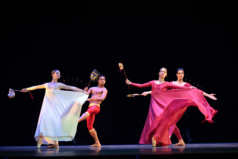 Ballet Nacional de Cuba: Prólogo de un nostálgico programa