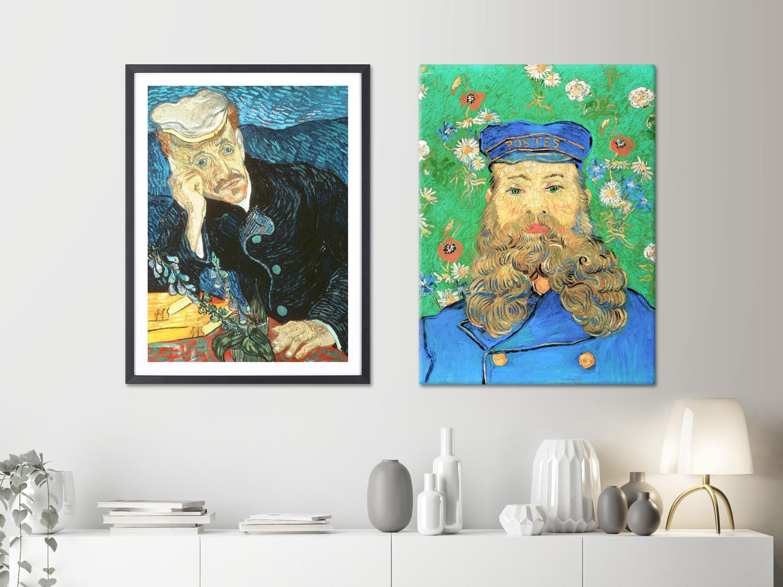 La obra de Van Gogh en el cine y la decoración