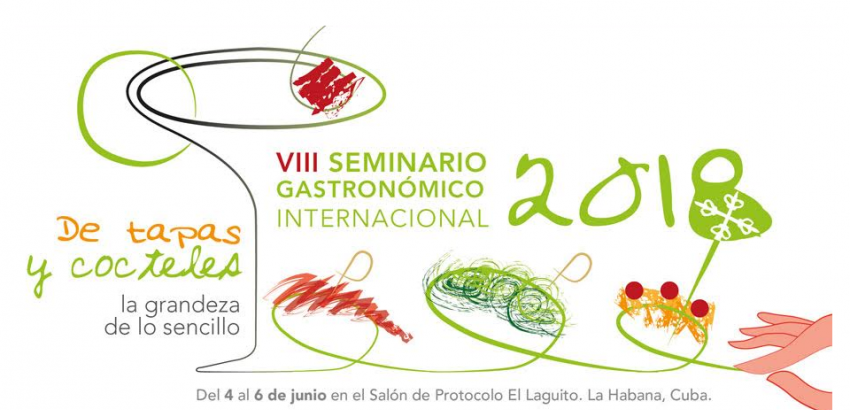 The 8th Excelencias Gourmet Seminar Now Underway in Havana