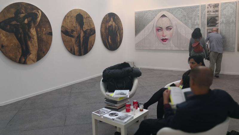 Cubanos en la Semana del Arte de Madrid