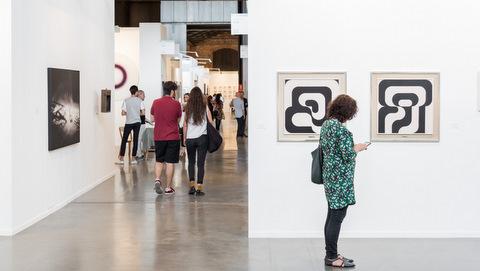 72 galerías participan en Estampa 2017
