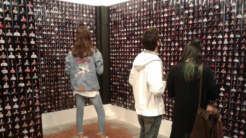Dividuos, nueva exposición en Fábrica de Arte Cubano