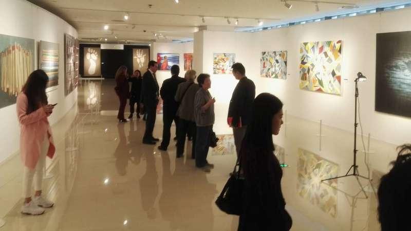 Arte cubano en Beijing