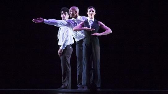 Acosta Danza Performs in Camagüey
