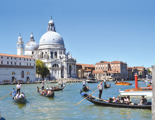 Pleasures of Venice