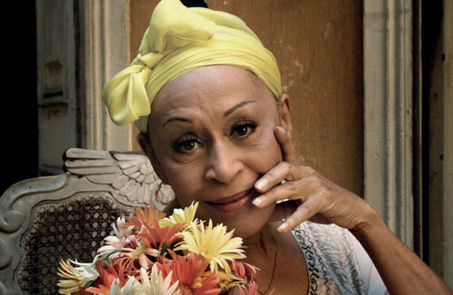 Omara Portuondo, Three times