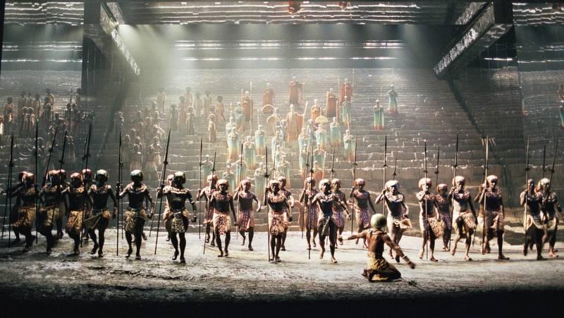 Aída vuelve al Teatro Real
