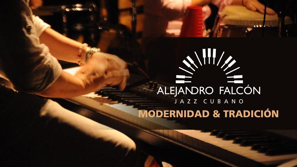 Alejandro Falcón en concierto