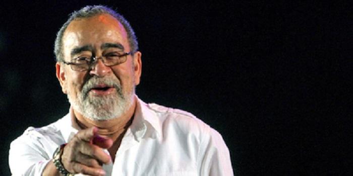 Andy Montañez, presente en la Fiesta del Fuego