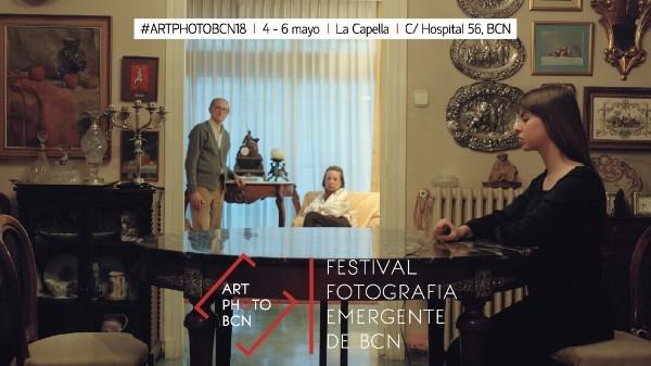 Art Photo Bcn 2018. Festival de fotografía emergente