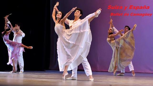 El Ballet de Camagüey de gira por Europa
