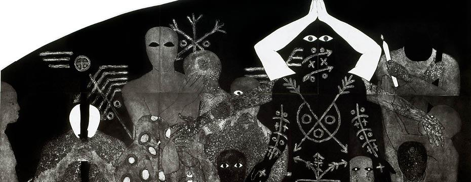 El Museo del Barrio. NKAME: A Retrospective of Cuban Printmaker Belkis Ayón