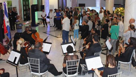 La Bienal de Artes Visuales dominicana rendirá homenaje a Orlando Menicucci