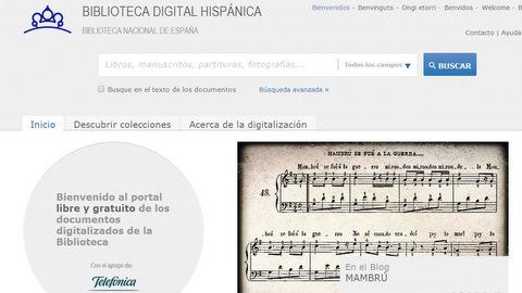Biblioteca Nacional de España digitalizará más de 3 millones de documentos en 2017