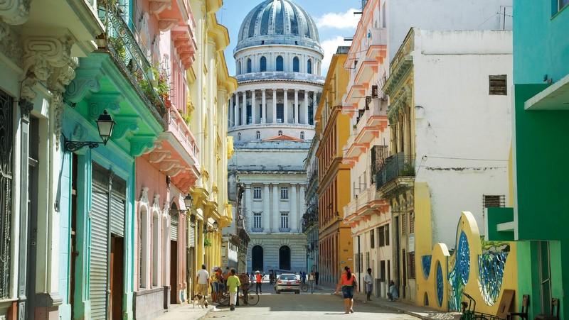 Excelencias a La Habana