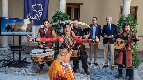 Ávila se prepara para revivir la magia de su historia