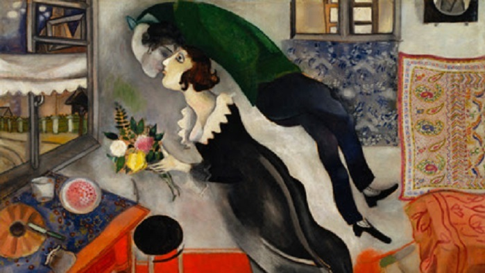 Chagall: The Breakthrough Years, 1911-1919