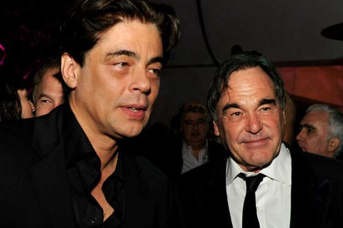 Oliver Stone to Direct Benicio del Toro in New York-set Drama