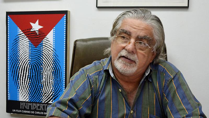 """Luciano Castillo: """"El cine como rito"""""""