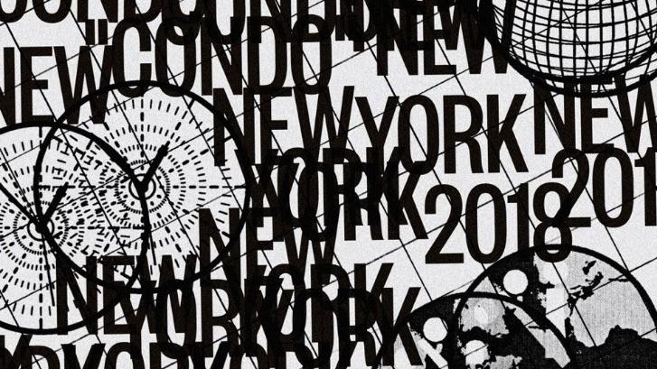 Edouard Malingue Gallery at Condo New York 2018