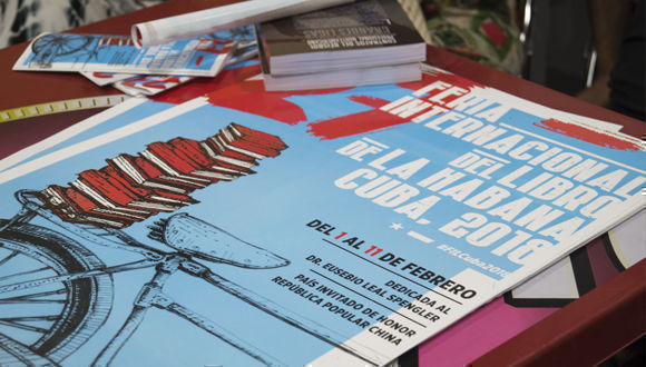 Authors from 31 Countries in International Book Fair of Havana