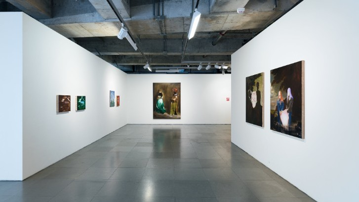"Cui Xinming solo exhibition ""Differentiation"""