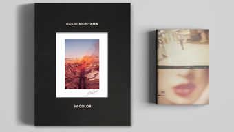Skira Editore. Daido Moriyama in Color: LIMITED EDITION