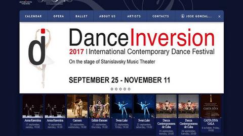 Danza Contemporánea de Cuba actuará en Moscú