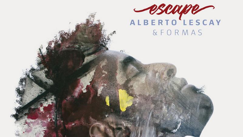 Concierto de presentación del disco Escape, de Alberto Lescay