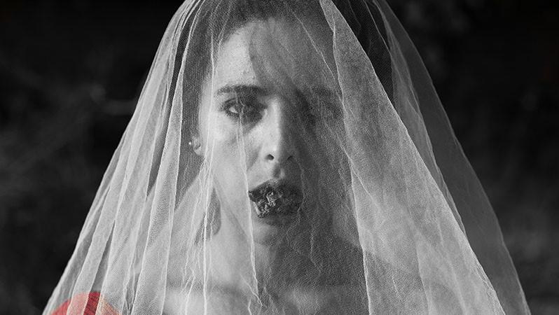 """""""Dueñas de su mirada"""", cuatro mujeres del Magreb en Estampa"""