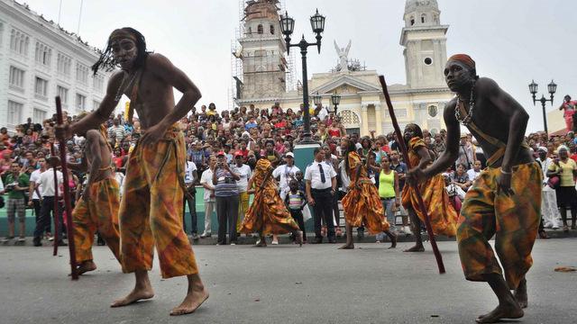 Comenzó en Santiago edición 37 del Festival del Caribe