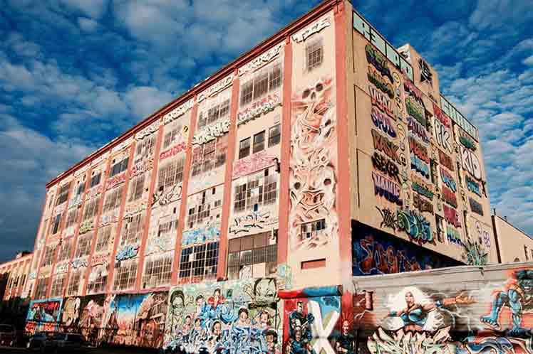 Federal Judge Indemnifies 21 US graffiti Artists