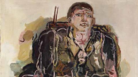 El Museo Guggenheim Bilbao presenta Georg Baselitz. Los Héroes
