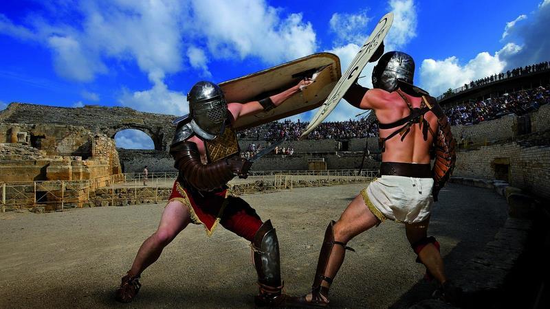 "Tarragona seduce con su ""Historia Viva"""
