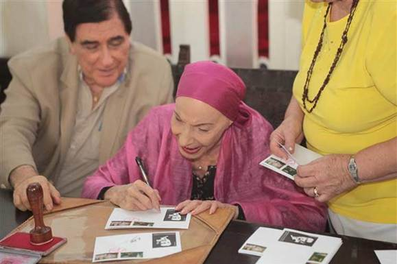 Alicia Alonso rinde homenaje a Marius Petipa