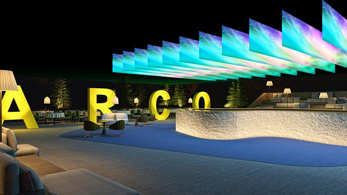 Architecture firm cuarto interior will design the VIP lounge at Arcomadrid 2018