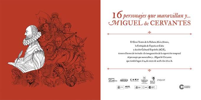 Desde España y para América: Cervantes
