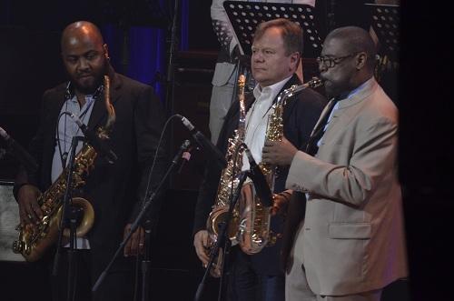 jazz, músicos, gran teatro de la habana