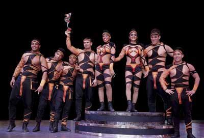 La compañía Havana, bajo la dirección artística de Germán Muñoz, continúa conquistando los principales festivales internacionales de circo.