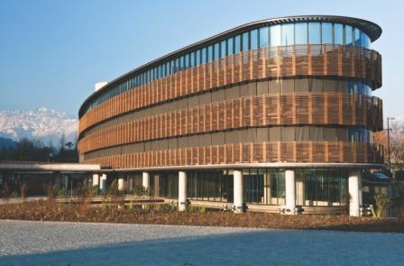 El edificio Transoceánica de Alex Brahm en Chile, una obra reconocida internacionalmente por sus buenas prácticas energéticas y ambientales