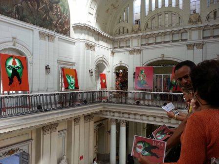 Expo Dreams en el Museo de la Revolución