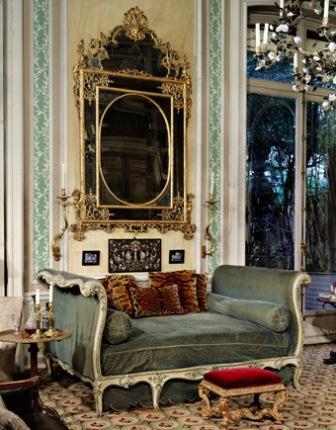 Interior view, the Bernard and Simone Steinitz Collection.  © Sothebys/ArtDigital Studio.