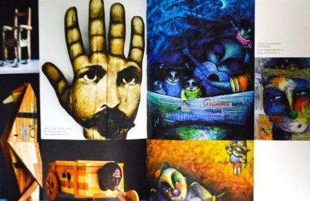 Los autores defienden varias tendencias de las artes plásticas. (Foto: Carlos Luis Sotolongo Puig / Escambray)