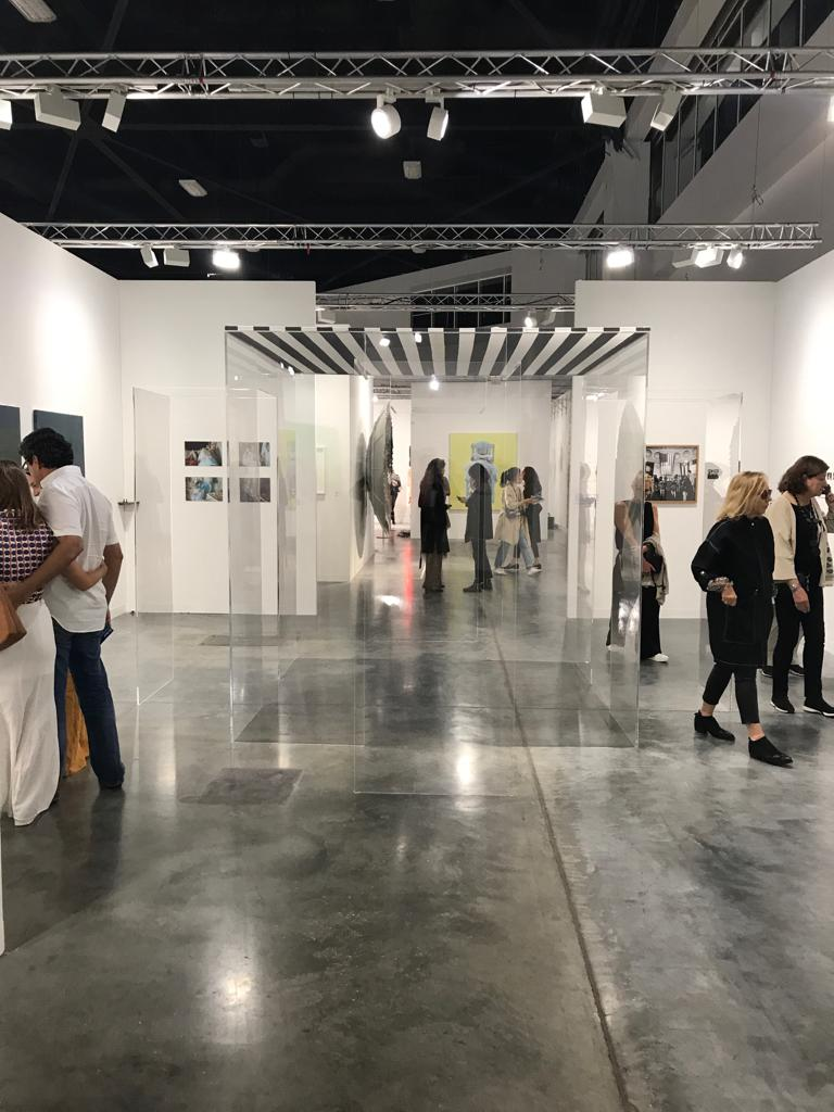 Galleria Continua en Art Basel Miami Beach 2018