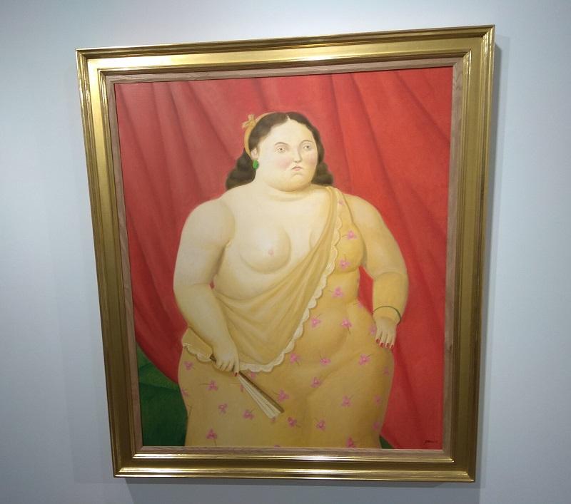 Fernando Botero De La Mandolina Al Boterismo Arte Por Excelencias